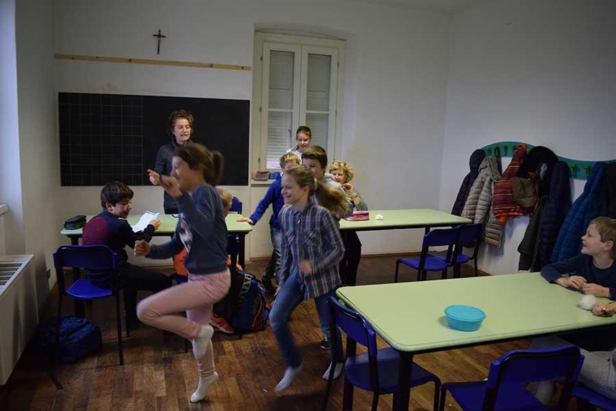 Teatro alla Scuola Familiare